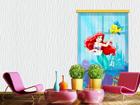 Fotokardin Disney Ariel 140x245 cm