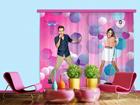 Затемняющее фотошторы Disney Violetta sings 280x245 см