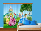 Затемняющее фотошторы Disney Princess 280x245 см