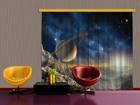 Poolpimendav fotokardin Saturn 280x245 cm