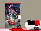 Poolpimendav fotokardin Disney Cars 140x245 cm