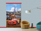 Poolpimendav fotokardin Disney cars Paris 140x245 cm