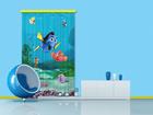 Затемняющая фотоштора Disney Nemo 140x245 см