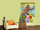 Poolpimendav fotokardin Disney Winnie the Pooh and Friends 140x245 cm