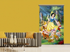 Poolpimendav fotokardin Disney Snow White 140x245 cm
