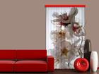 Poolpimendav fotokardin Flowers 140x245 cm