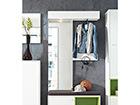 Seinänaulakko peilillä NEXT SM-87472