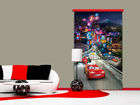 Pimentävä fotoverho DISNEY CARS 140x245 cm ED-87829