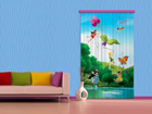 Pimendav fotokardin Disney Fairies with rainbow I 140x245 cm