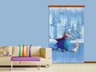 Pimentävä fotoverho DISNEY ICE KINGDOM III 140x245 cm ED-87834