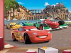 Fototapeet Disney Cars 2 Race 360x254 cm ED-87995