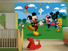 Fototapeet Disney Mickey Mouse 360x254 cm ED-88003