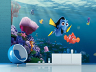 Fototapeet Disney Nemo 360x254 cm