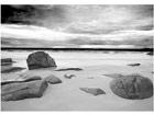 Fototapeet Rocky beach 400x280 cm