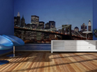 Fototapeet Brooklyn Bridge 360x254 cm ED-88153