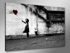 Seinapilt Banksy Art 60x80 cm