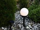 Päikesepaneeliga aiavalgusti 15 cm
