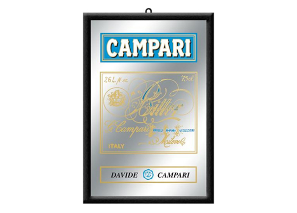 RETRO mainospeili CAMBARI 30x20 cm SG-89994