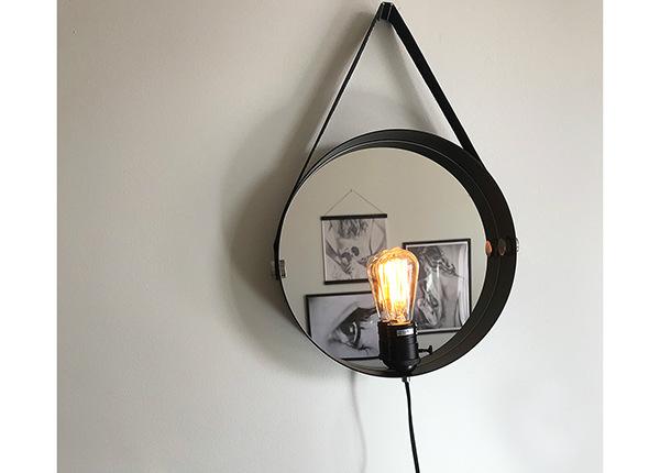 Seinävalaisin+peili HANGOVER AA-90359