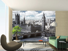 Fleece kuvatapetti LONDON PARLIAMENT 360x270 cm ED-90562