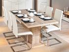 Удлиняющийся обеденный стол Absoluto 160-200x90 cm AY-90936