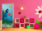 Fliis-fototapeet Disney Nemo 90x202 cm