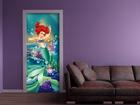 Флизелиновые фотообои Disney Ariel 90x202 см ED-91011