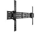 TV-seinäteline SlimStyle 600 ST musta HG-91054