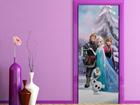 Fliis-fototapeet Disney Ice Kingdom 90x202 cm ED-91058
