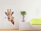 Fliis-fototapeet Giraffe 90x202 cm ED-91071