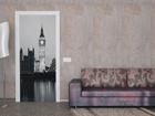 Fleece kuvatapetti LONDON BIG BEN 90x202 cm ED-91438