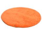 Pitkänukkainen matto SOFT UNI Ø 140 cm AA-91676