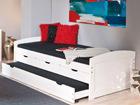 2-местная кровать Ulli 90x190 cm AY-91809