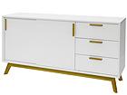Kummut Kensal Nordic Sideboard - Sliding Door WO-91864