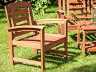 Садовый стул Woody
