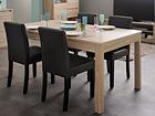 Ruokapöytä WENDY 160x90 cm