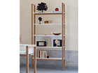 Riiul Farringdon Open Bookcase WO-92051