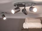 Seinävalaisin SENSIO ASTRID CLUSTER LED