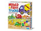 Tee ise magnetid - veoautod SB-92294