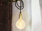 LED sähköamppu E27 2,3 W AA-92406
