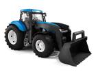 Traktori+kauha NEW HOLLAND
