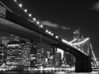 Fliis-fototapeet Brooklyn bridge 4 360x270 cm ED-94816