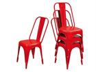 Металлические стулья Aix, 4 шт AY-95789