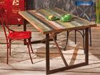 Ruokapöytä COLORI 160x90 cm AY-95819