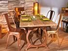 Ruokapöytä O-TONE 180x90 cm AY-95821