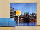 Pimendav fotokardin Brooklyn 280x245 cm