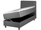 HYPNOS sänky 80x200 cm vuodevaatelaatikolla