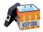 Переносной охлаждающий ящик / пуф Fanbox II
