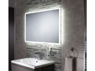 LED peegel Glimmer 60x50 cm
