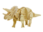 3D pusle Liikuv Triceratops UP-97427